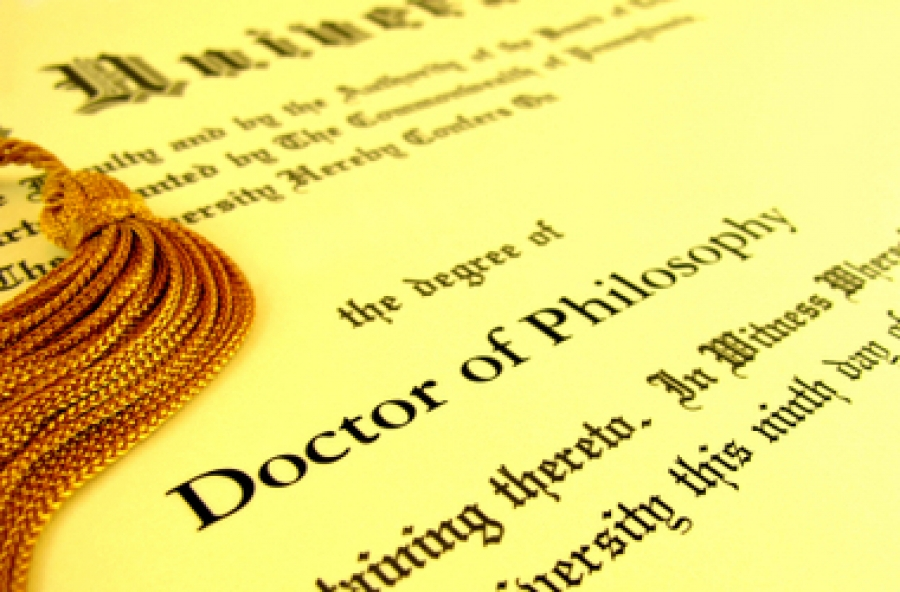 Distance Ed Phd Dissertation